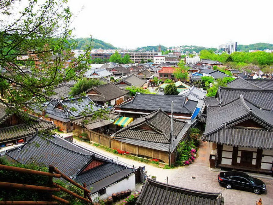 Jeonju Each Other Hanok Pension Peace Jeonju si SouthKorea